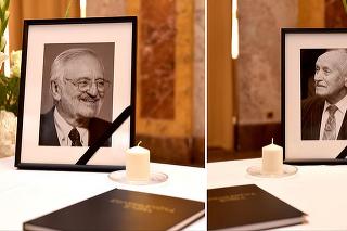 Ministerstvo kultúry si uctilo pamiatku velikánov.