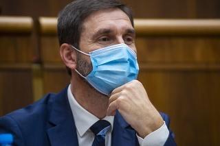 Poslanec NR SR Juraj Blanár (Smer-SD)