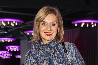 Heribanová patrí medzi obľúbené slovenské moderátorky