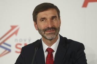 Juraj Blanár (54), podpredseda