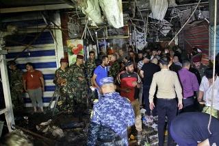 K výbuchu došlo len deň pred moslimským sviatkom íd al-adhá.