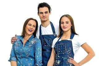 Adriana má dve deti, syna Juraja a dcéru Luciu.