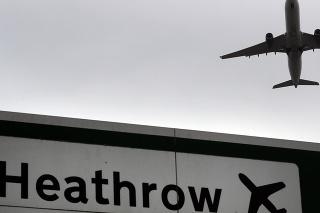 Londýnske letisko