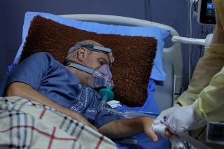 Irak zaznamenal rekordný prírastok počtu infikovaných COVID-19.