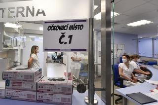 V Česku pre nedostatok vakcín odporučili prerušiť očkovanie proti koronavírusu.
