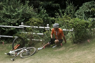 Holandský cyklista