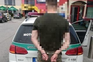 Trenčianski policajti