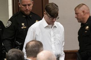 Roberta Aarona Longa obvineného zo streľby v masážnych salónoch v Georgii odsúdili na doživotie.