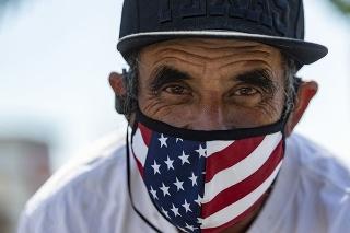 Američania bojujú s koronavírusom (ilustračné foto).