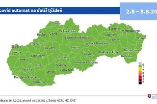 Slovensko zostáva