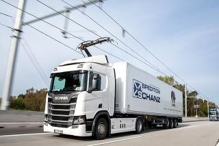 Kamióny budúcnosti?