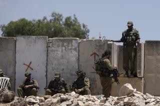 Izraelskí vojaci usmrtili dvanásťročného palestínskeho chlapca. (ilustračné foto)