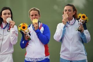 Prehľad medailí