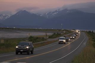 Na Aljaške zaznamenali zemetrasenie so silou 8,2.