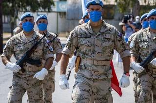 Slovenskí vojaci pôsobia na Cypre už 20 rokov, ide o najdlhšiu a najväčšiu misiu.