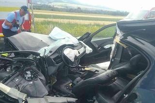 Vážna nehoda!
