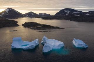 V Grónsku padol teplotný rekord. (ilustračné foto)