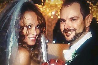 Martina sa za Roryho vydala v októbri 2014 v Las Vegas.