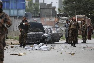 Za situáciu môže náhle stiahnutie vojakov USA, tvrdí afganský prezident.