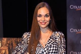 Modelka Soňa Štefková