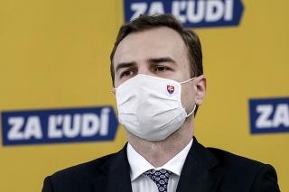 Hlavný odborník strany Za ľudí pre ekonomické témy Tomáš Meravý