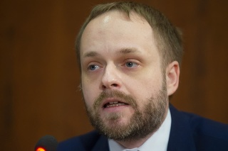 Nový minister zahraničných vecí ČR Jakub Kulhánek.
