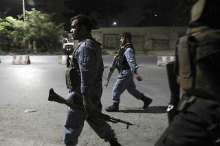 K výbuchu došlo v nóbl štvrti, ktorá sa nachádza v prísne stráženej časti hlavného mesta.