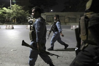 Afganistan je