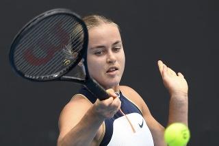 Slovenská tenistka Anna Karolína Schmiedlová neuspela v 2. kole kvalifikácie na grandslamový turnaj vo Wimbledone.