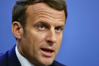 Macron to