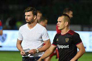 Ako vynikajúci stratég sa pred jedenástkami prejavil tréner Trnavy Michal Gašparík.