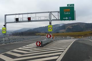 Úsek diaľnice D3 Čadca, Bukov - Svrčinovec