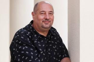 Operný spevák Martin Malachovský