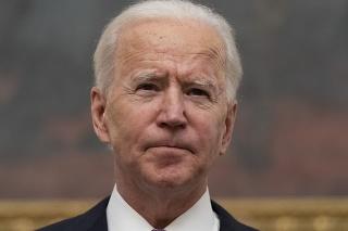 Biden smúti: