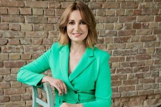 Moderátorka Danica Nejedlá