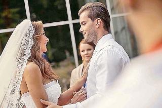 Zora s manželom oslávili 7 výročie svadby.