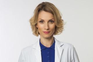 Už čoskoro ju uvidíme ako pani doktorku v novom jojkárskom seriáli Nemocnica.