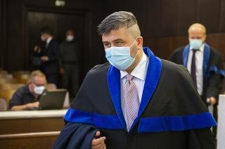 Michal Mandzák, právny zástupca Mariana Kočnera