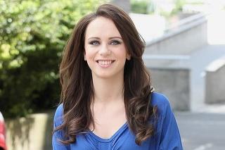 Lenka je veľkou obdivovateľko Kate Middleton, Páči sa jej prirodzenosť a hlavne to, že pôsobí tak skromne.