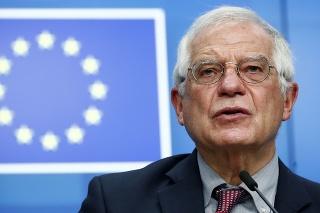 Šéf diplomacie EÚ Josep Borrell