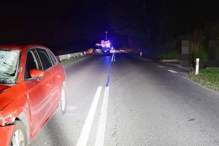 32-ročný vodič viedol osobné vozidlo značky Škoda Scala v smere od obce Odorín na Spišskú Novú Ves.