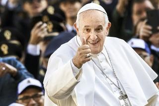 Slovensko nastavilo prísne podmienky na stretnutie s pápežom.