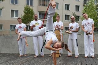 Monika (21) si vášeň k tancu pestuje už od svojich 12 rokov.