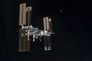Medzinárodná vesmírna stanica (ISS)