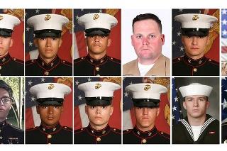 Podľa USA išlo o plánovačov samovražedných útokov, ktoré si vo štvrtok vyžiadali 170 obetí vrátane 13 amerických vojakov