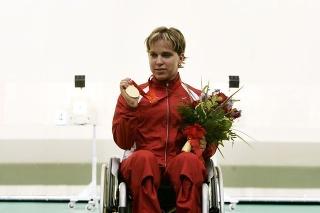 Veronika Vadovičová získala na letnej paralympiáde v Pekingu prvé zlato pre Slovensko.