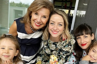 Tri generácie žien rodiny Heribanovcov