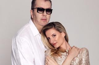 Richard Müller a Adela Vinczeová.
