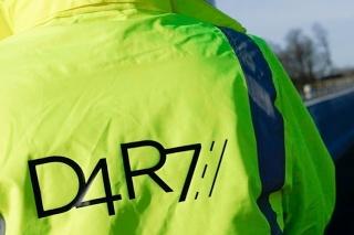 Spoločnosť D4 R7 Construction postup polície prekvapil (ilustračné foto).