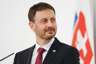 Slovenský premiér Eduard Heger